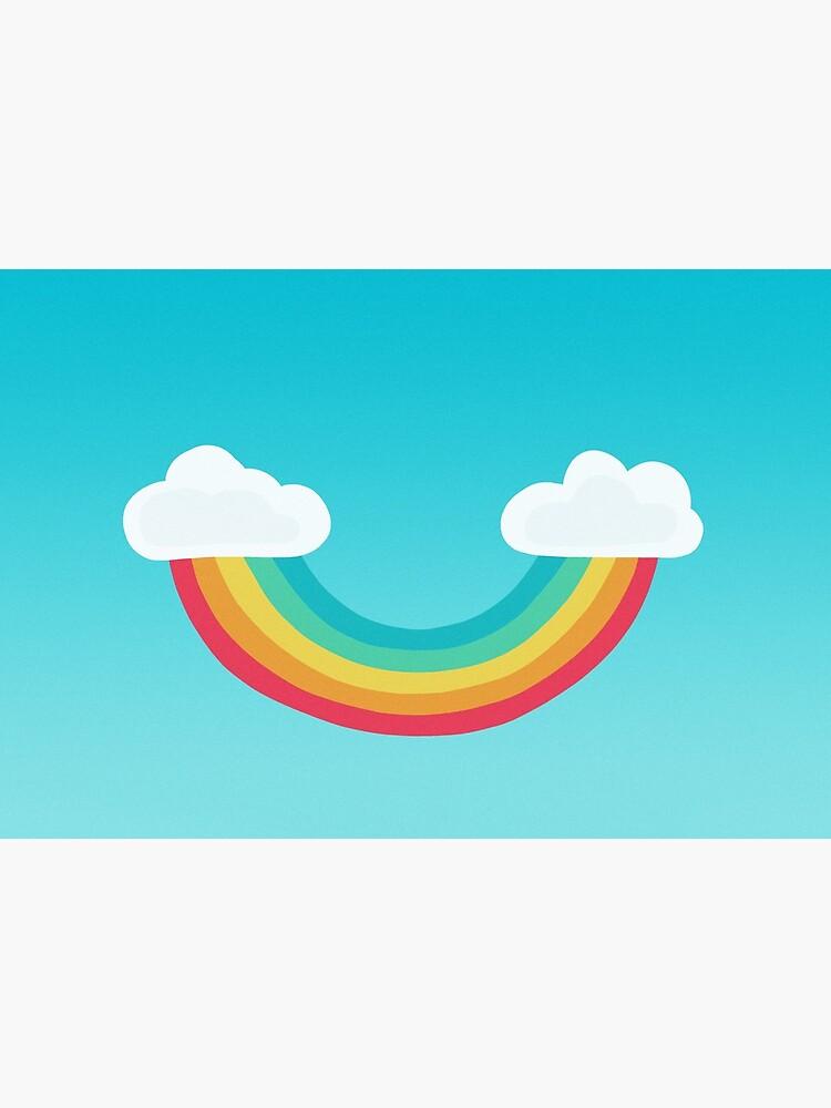 Rainbow Smile by Arisun