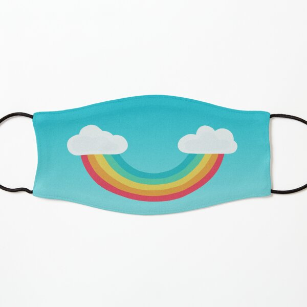 Rainbow Smile Kids Mask