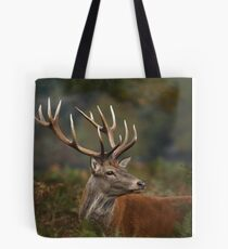 Majestic Red Deer Tote Bag