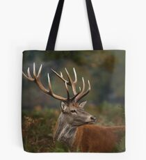 Majestic Red Deer Tote Bag