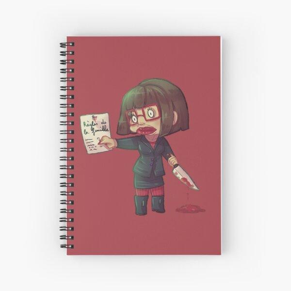 Super Nanny France - Sylvie Spiral Notebook