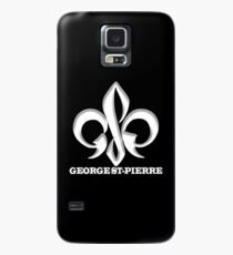 Georges St-Pierre Mixed Martial Arts GSP MMA UFC Champions Case/Skin for Samsung Galaxy