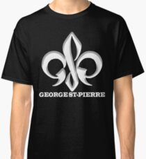 Georges St-Pierre Mixed Martial Arts GSP MMA UFC Champions Classic T-Shirt