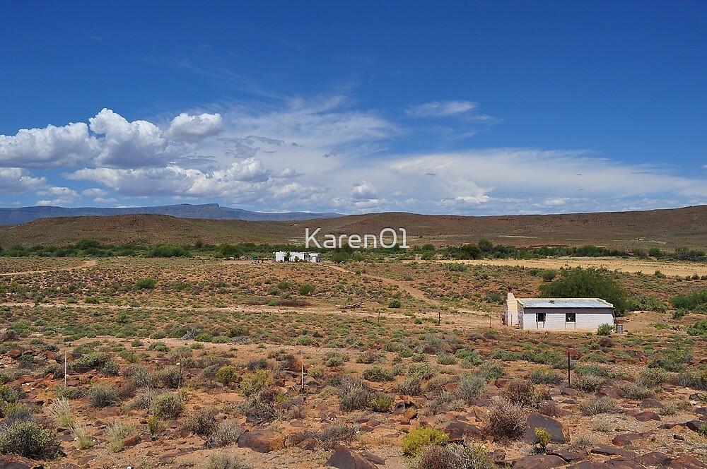 Little House on the Prairie by Karen01