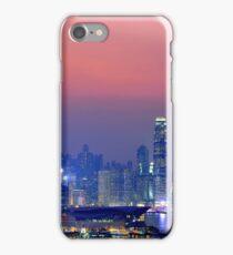 Hong Kong City #6 iPhone Case/Skin