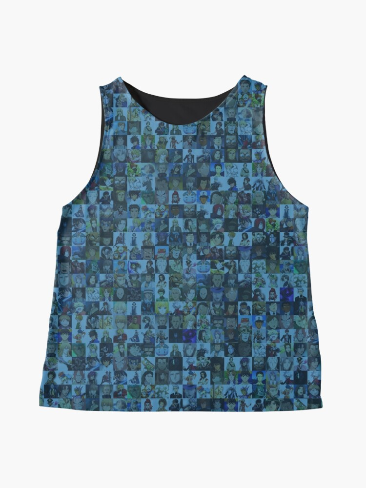 Alternate view of One Man, Many Voices Sleeveless Top