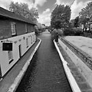 Grand Union Canal, Little Venice, London by Nick  Gill