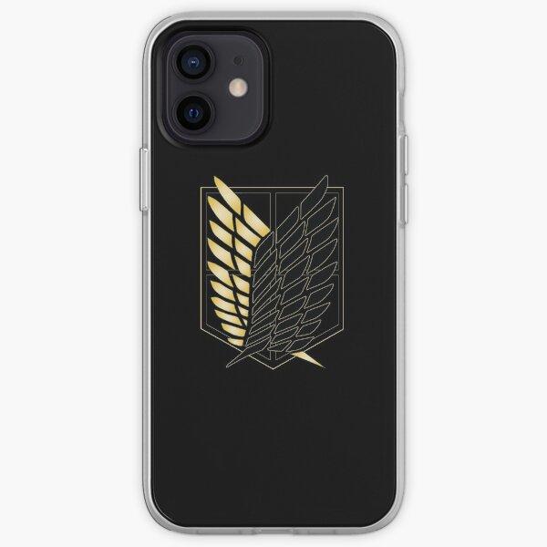 Shingeki no kyojin  iPhone Soft Case