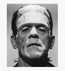 Frankenstein's Monster Karloff Photographic Print