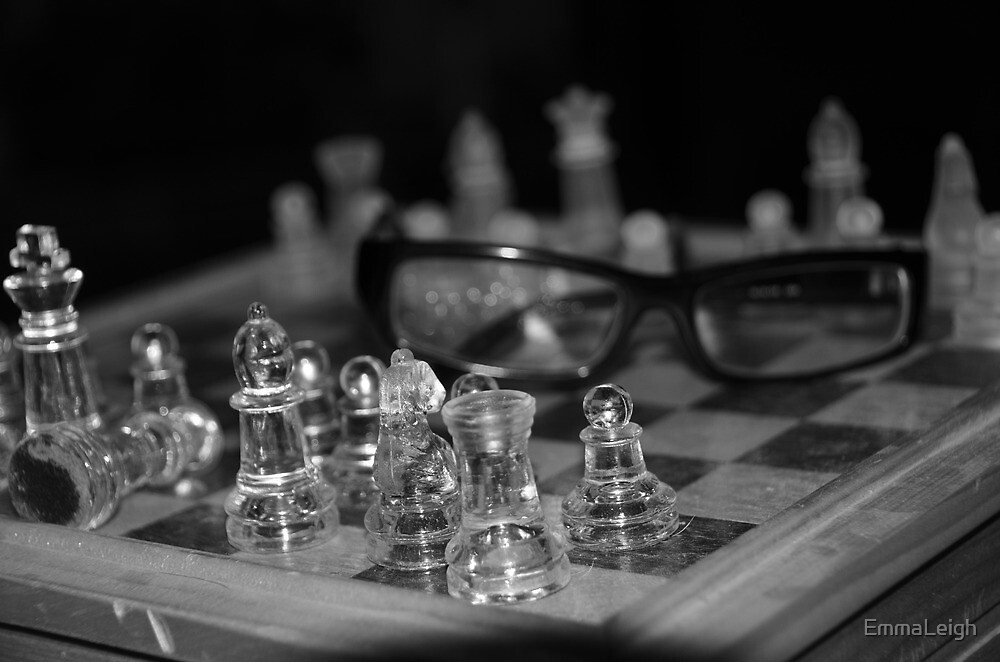 Chess Break by EmmaLeigh