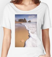 Where Portugal Begins - Algarve coast Women's Relaxed Fit T-Shirt