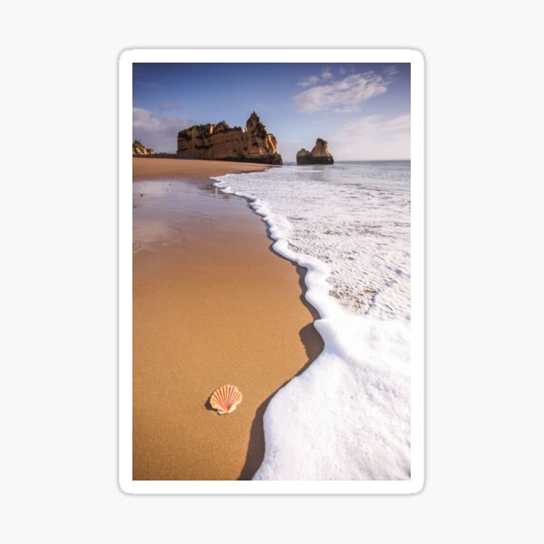 Where Portugal Begins - Algarve coast Sticker