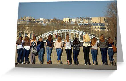 Paris - The Dozen. by Jean-Luc Rollier