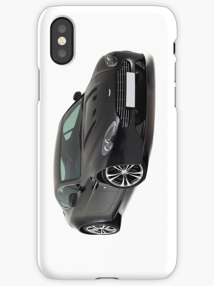 Aston Martin iPhone case by Martyn Franklin