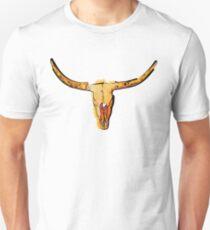 longhorn skull Unisex T-Shirt