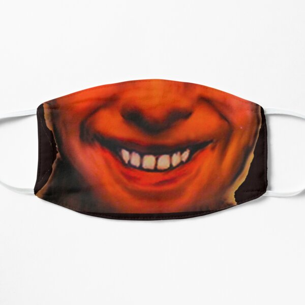 Face Aphex Twin logo design Mask