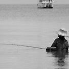 Fisherman by KatRB