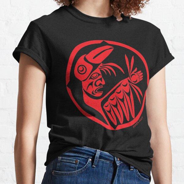Trickster Raven Transformation  Classic T-Shirt