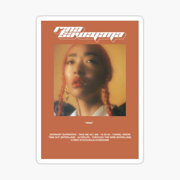Rina Sawayama - RINA Sticker