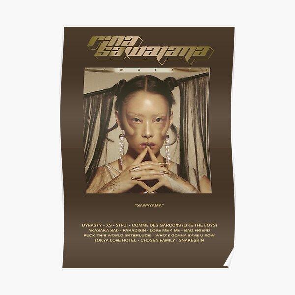 Rina Sawayama - SAWAYAMA Poster