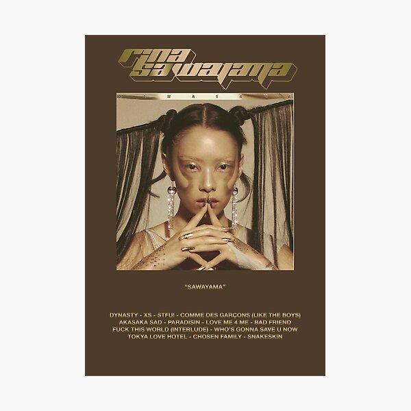Rina Sawayama - SAWAYAMA Photographic Print