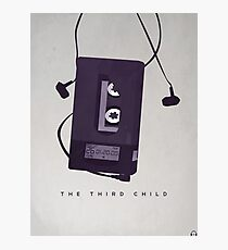 The Third Child Photographic Print