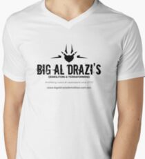 Big Al Drazi's Demolition & Terraforming T-Shirt
