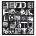 Savannah Alphabet by Ellen  Hagan