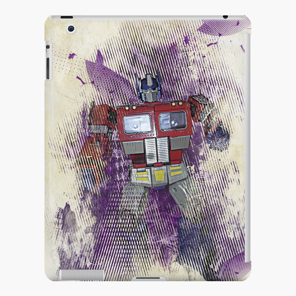 G1 - Optimus Prime iPad Case & Skin