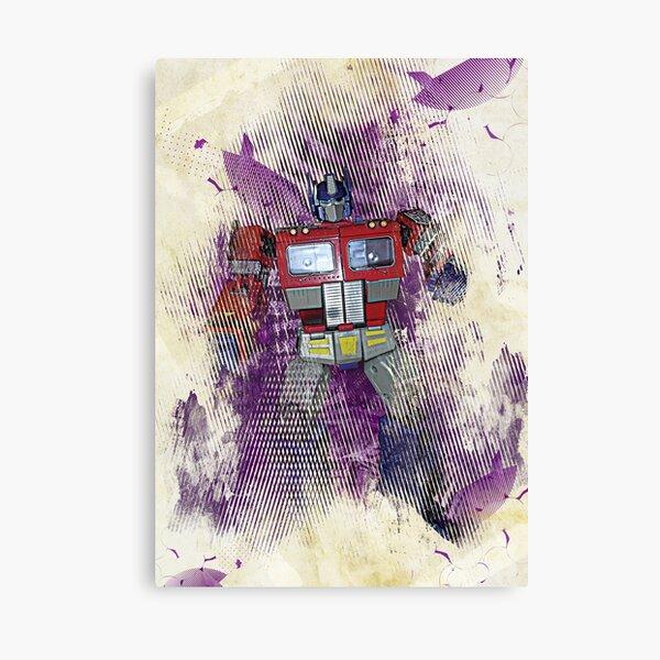 G1 - Optimus Prime Canvas Print