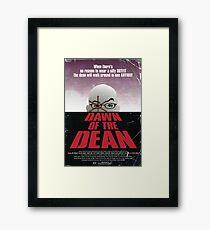 Dawn Of The Dean Framed Print