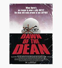 Dawn Of The Dean Photographic Print