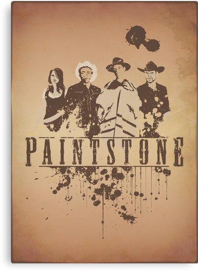 Paintstone by studown