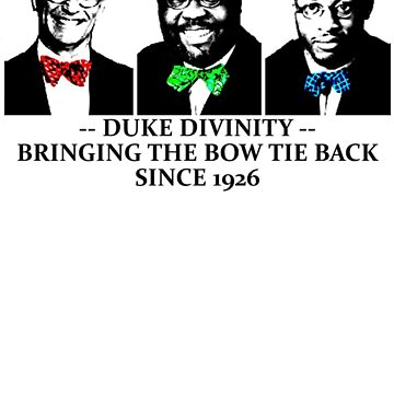 Div Bow Tie Brigade by bassistchappell