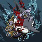"""Seduce and Destroy"" by Tenmao"