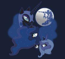Three Luna Moon