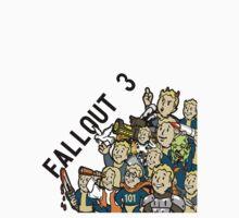 Fallout 3 - Vault Boys