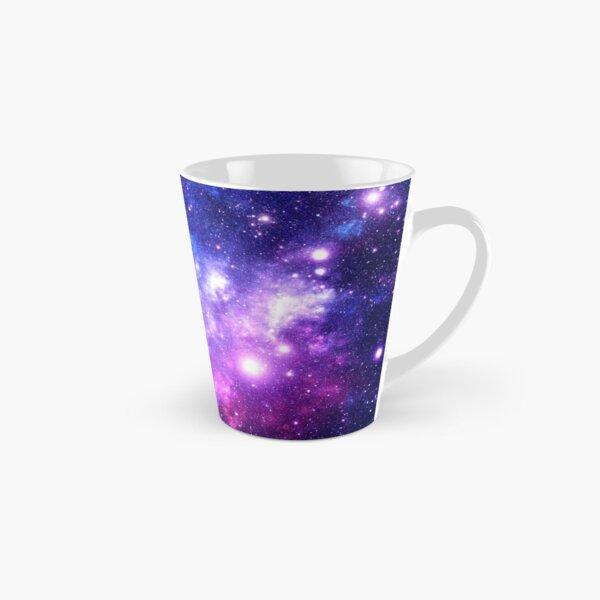 Purple Blue Galaxy Nebula Tall Mug
