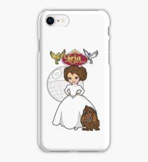 A Forceful Princess iPhone Case/Skin