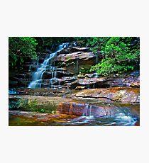 Somersby Falls, NSW, Australia Photographic Print