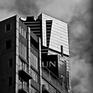 Little boxes - Melbourne.  by geof