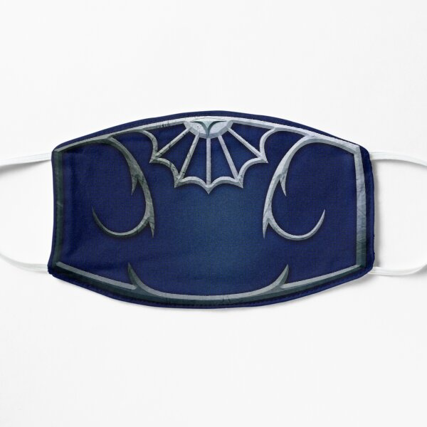Kitana Mortal Kombat Inspired Face Mask Mask