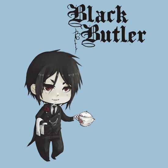 TShirtGifter presents: Black Butler - Sebastian | Unisex T-Shirt