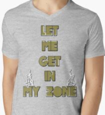 The Weeknd - The Zone Mens V-Neck T-Shirt