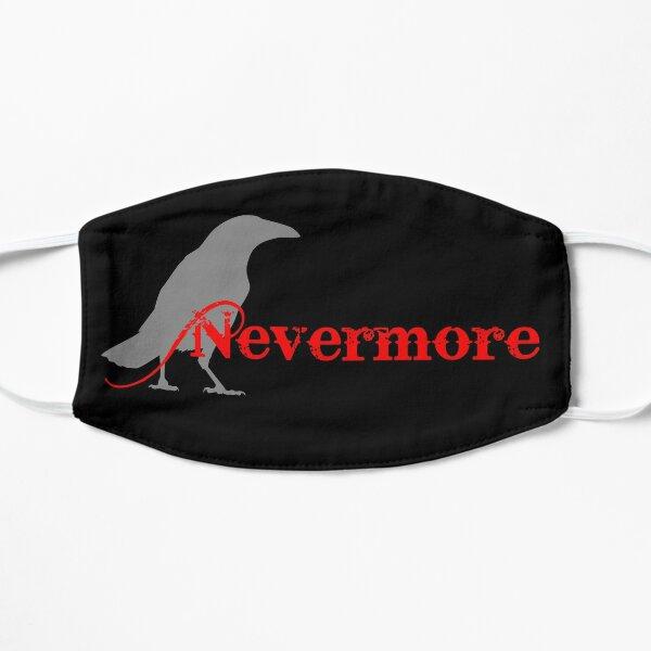 Nunca más Edgar Allan Poe Raven Mascarilla