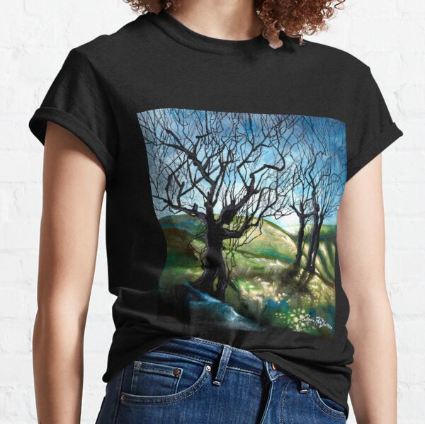 Tree Figures Classic T-Shirt