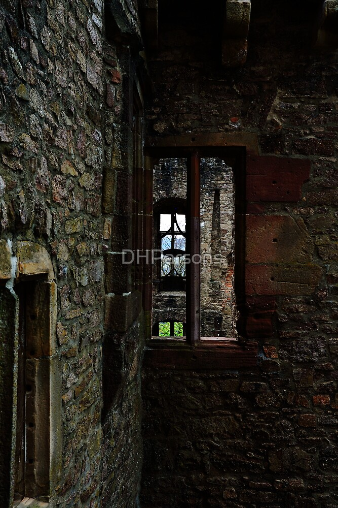 Castle Ruins by DHParsons