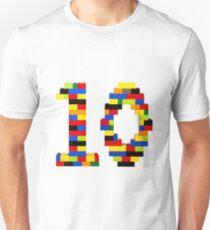 10 t-shirt Unisex T-Shirt
