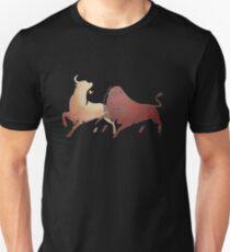 Two Fighting Bulls Unisex T-Shirt