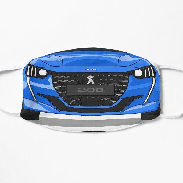Bleu 2020 Peugeot Front pour chemise légère Masque sans plis